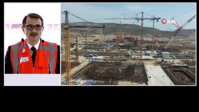 Bakan Dönmez: Türkiye, nükleer enerjiyle sınıf atlayacak
