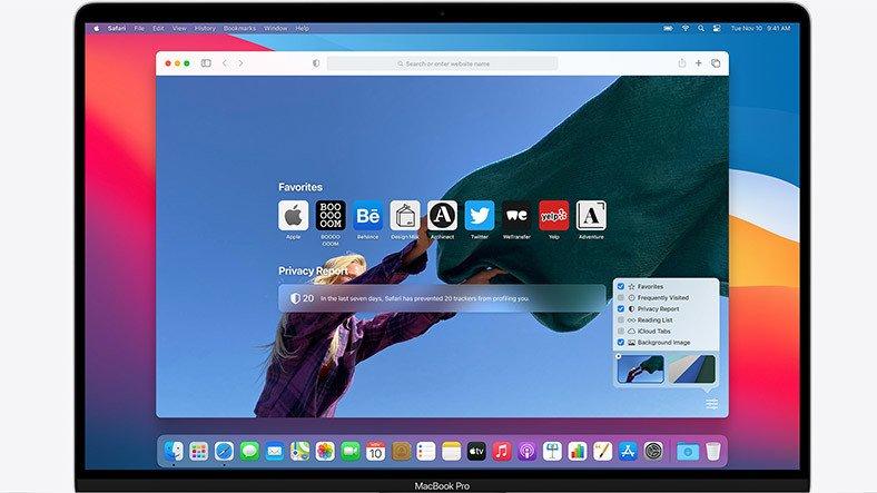 Chrome, macOS'ta Safari'den 10 Kat Fazla RAM Kullanıyor