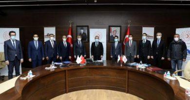 Elazığ'ın turizm potansiyeline destek, 3 projenin imzaları atıldı