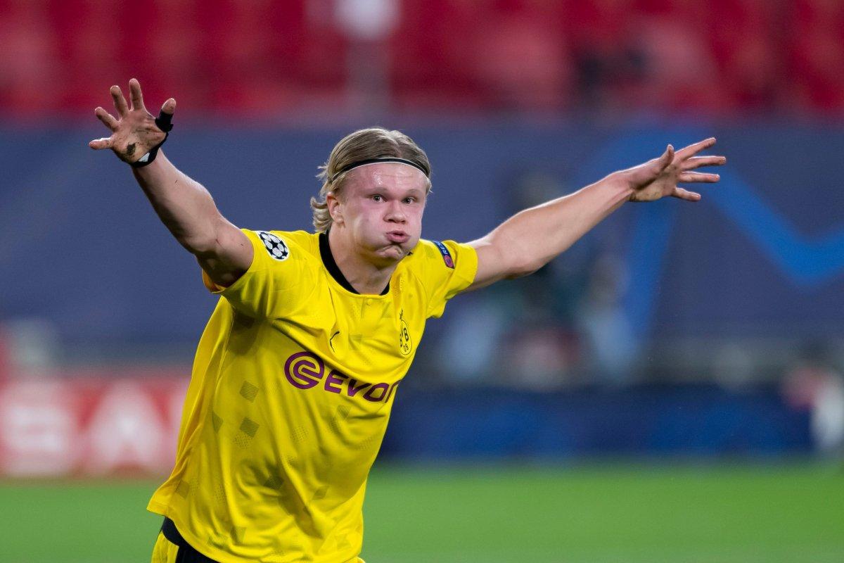 Haaland: Mbappe nin hat-trick yapması beni motive etti #1