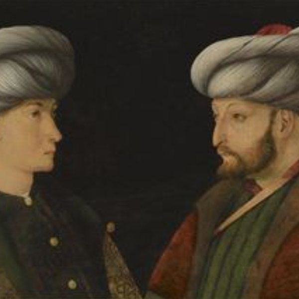 İlber Ortaylı: Fatih'in portresinde yanındaki Cem Sultan #1