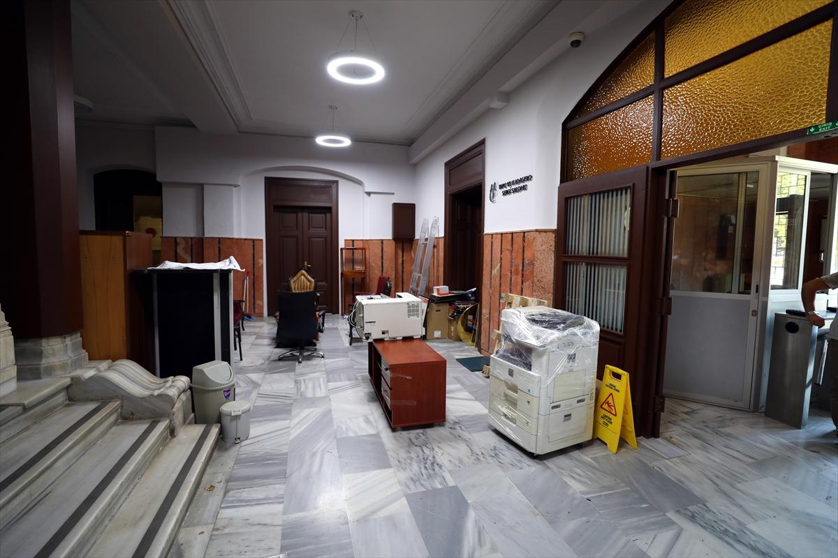İstanbul Tapu ve Kadastro binası müze oluyor #1