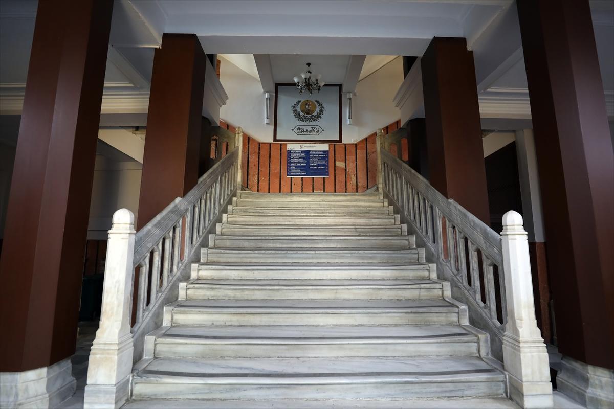 İstanbul Tapu ve Kadastro binası müze oluyor #3