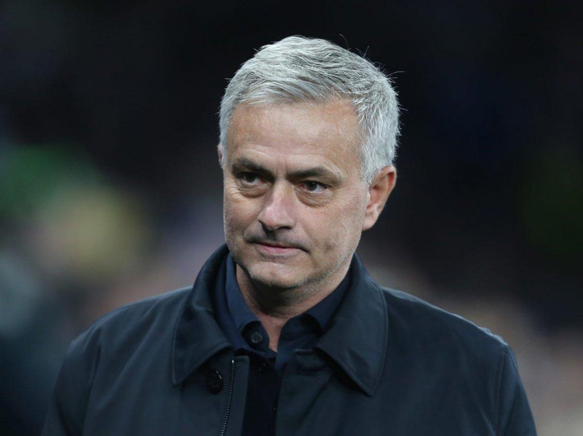 Jose Mourinho: PSG-Başakşehir maçı sembolik bir maçtır #1