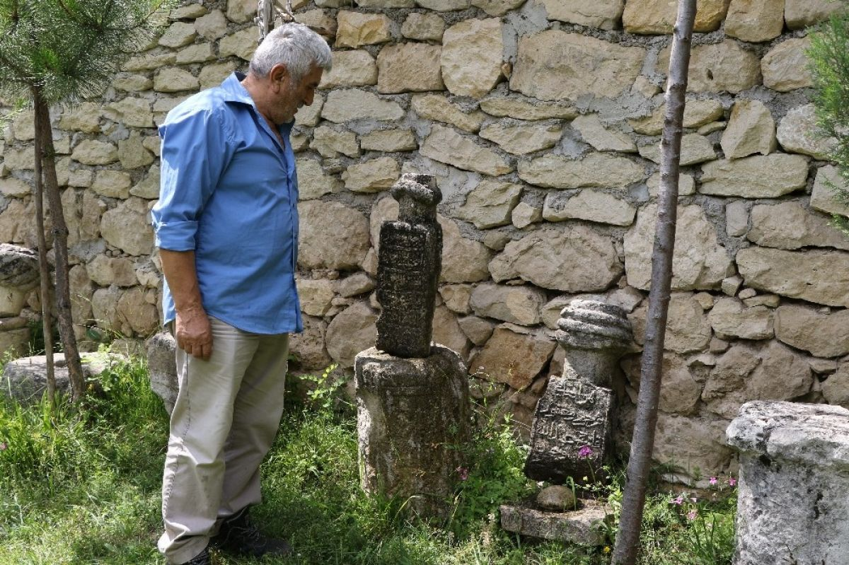 Karabük'te çevreden topladığı kalıntılarla müze açtı #5