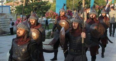 Konya, Selçuklu Devleti'ne başkent oluşunu kutladı