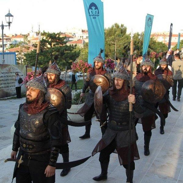 Konya, Selçuklu Devleti'ne başkent oluşunu kutladı #1