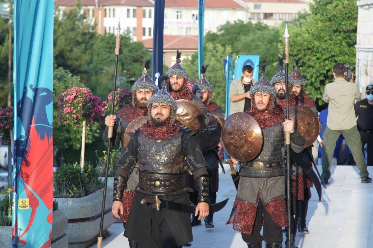 Konya, Selçuklu Devleti'ne başkent oluşunu kutladı #2