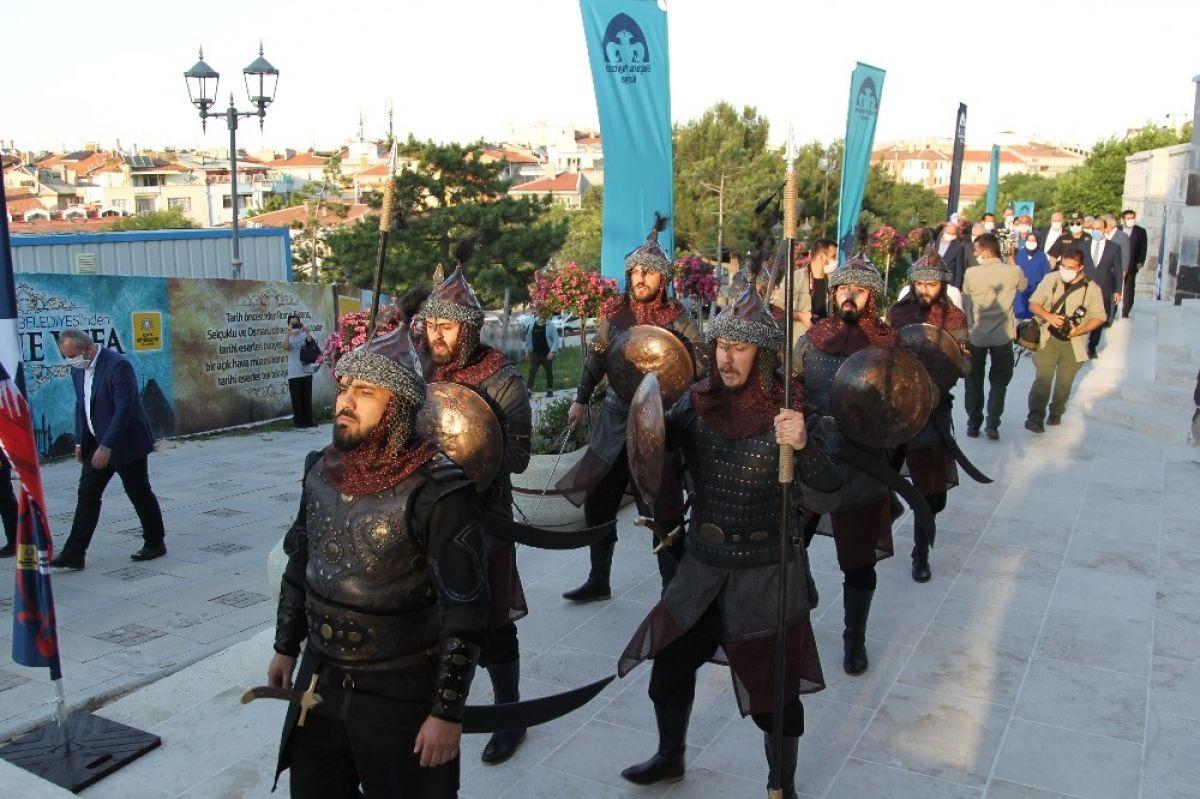 Konya, Selçuklu Devleti'ne başkent oluşunu kutladı #3