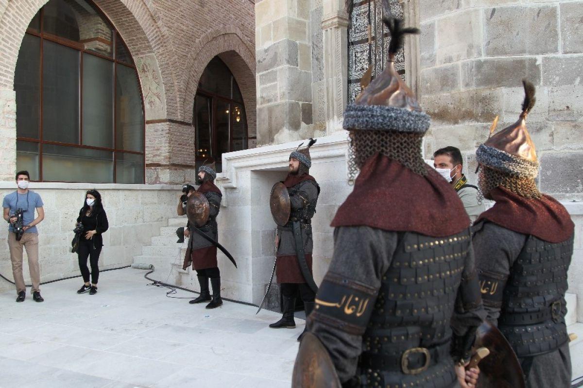 Konya, Selçuklu Devleti'ne başkent oluşunu kutladı #4