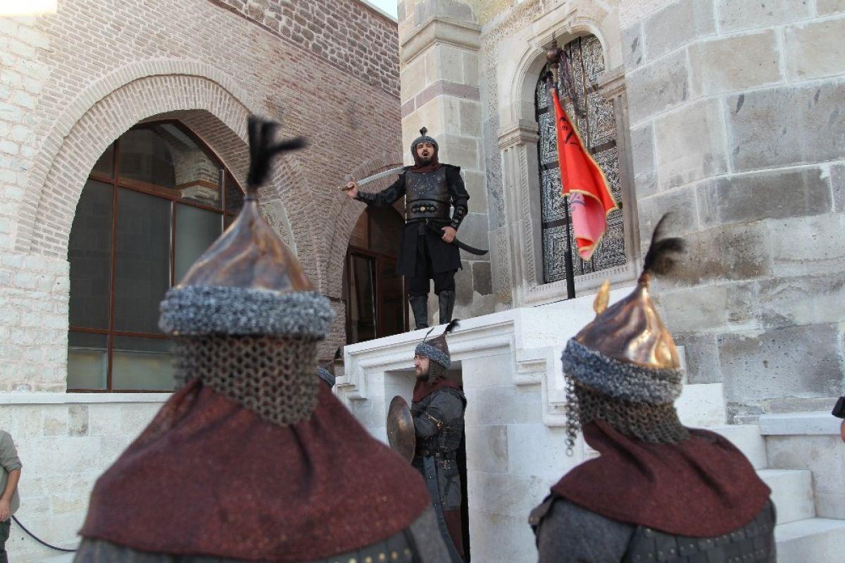 Konya, Selçuklu Devleti'ne başkent oluşunu kutladı #5