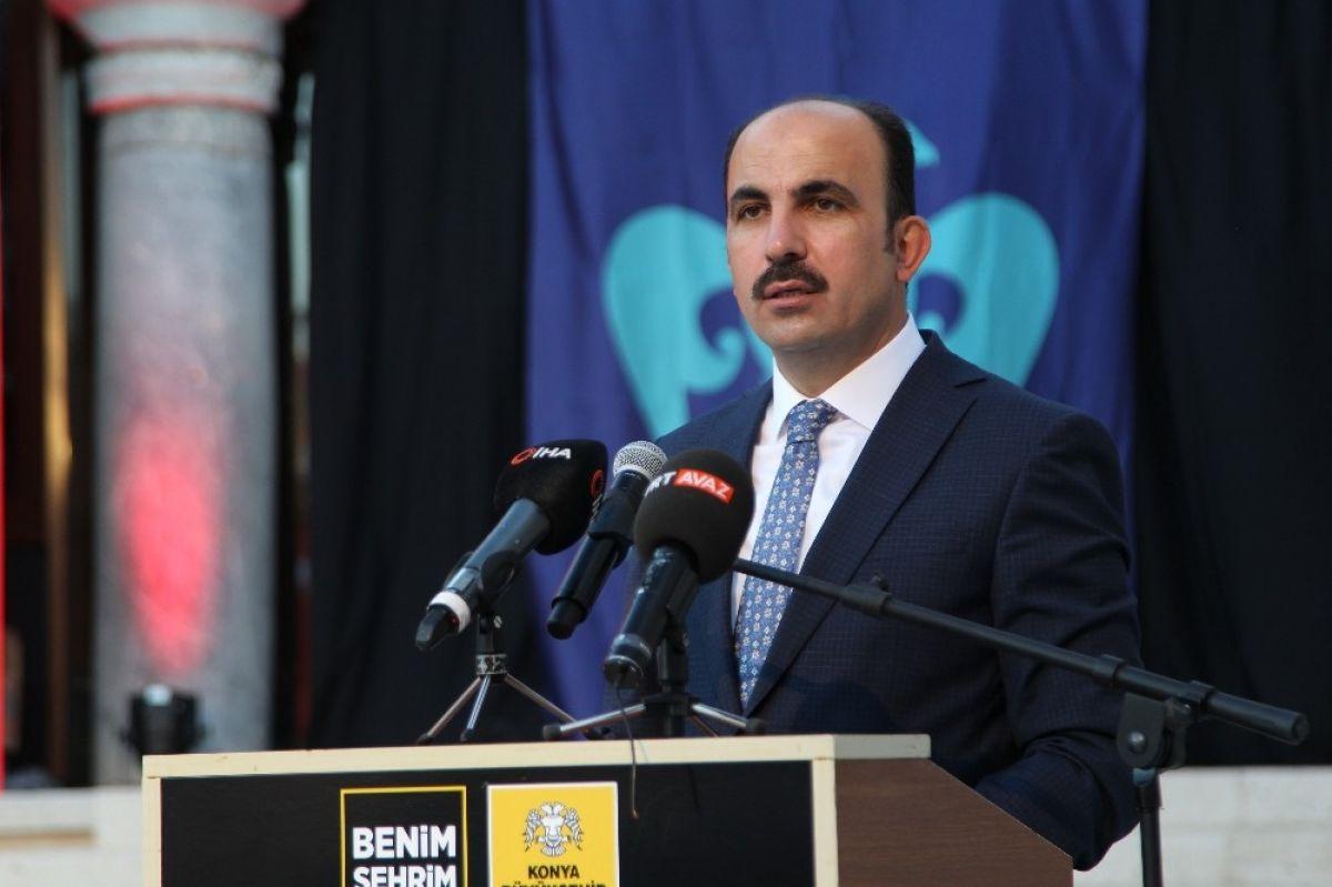 Konya, Selçuklu Devleti'ne başkent oluşunu kutladı #8