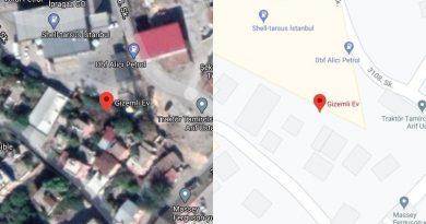 """Mersin'deki Bir Yıl Boyunca Kazılan """"Gizemli Ev"""", Google Haritalar'a Eklendi"""