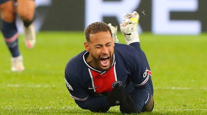 Neymar, Barcelona maçında yok