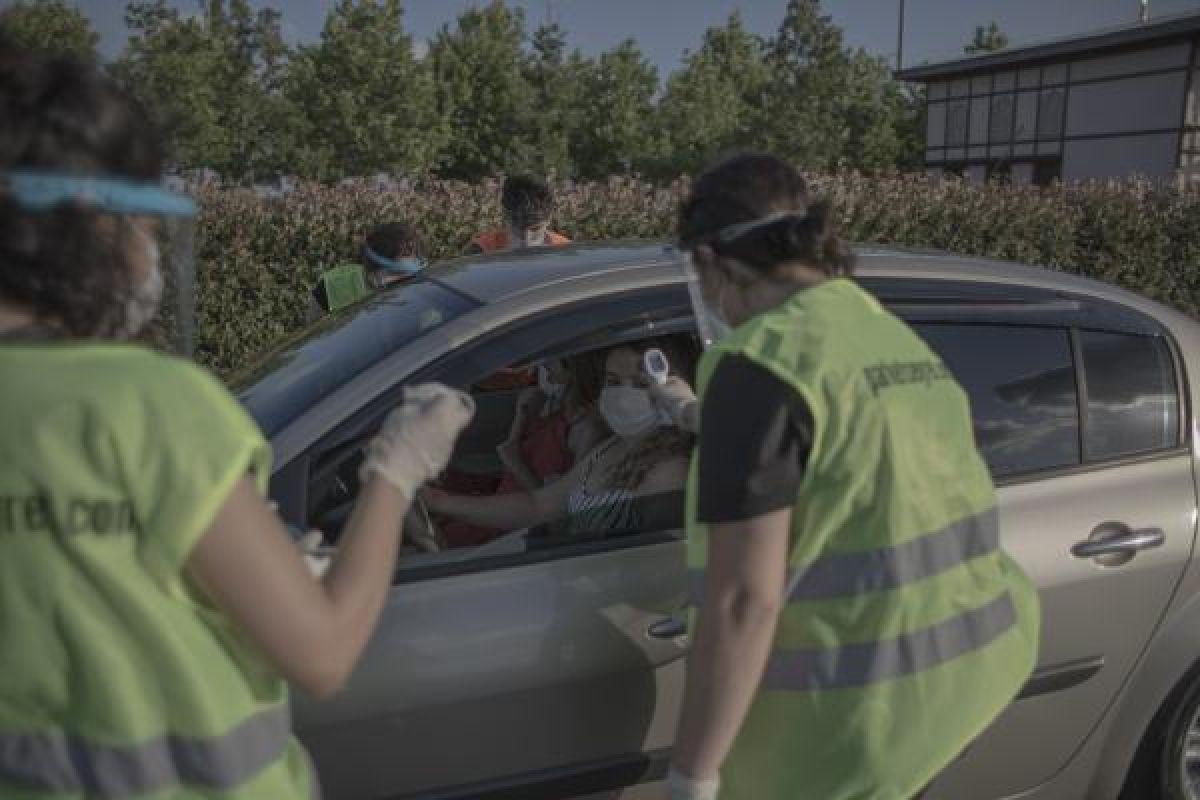 Türkiye'nin ilk arabalı konseri Yenikapı'da yapıldı #2