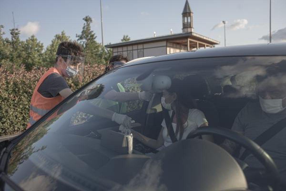 Türkiye'nin ilk arabalı konseri Yenikapı'da yapıldı #4