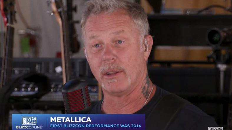 Twitch, Metallica'nın BlizzCon Performansına Sansür Uyguladı
